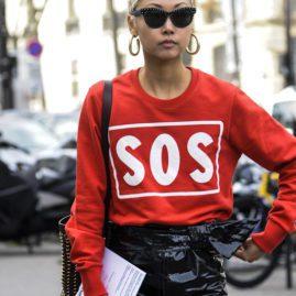Paris street style february 2017