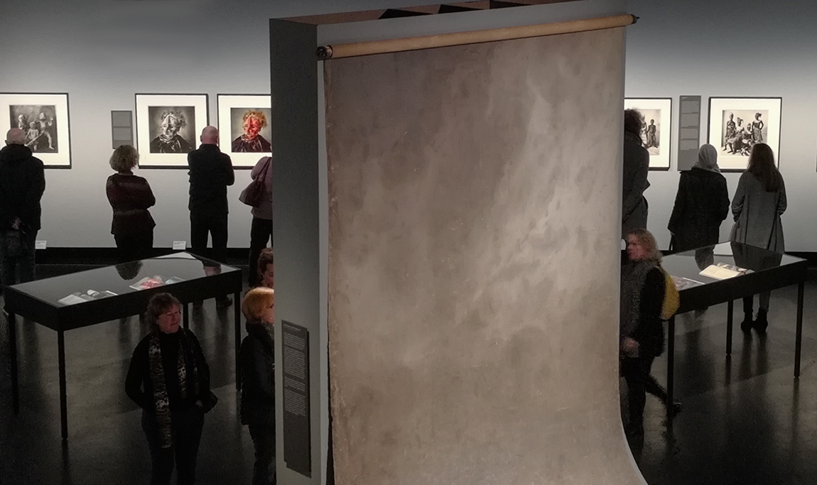 Irving Penn Centennial exhibition by GPiazzoPhotography