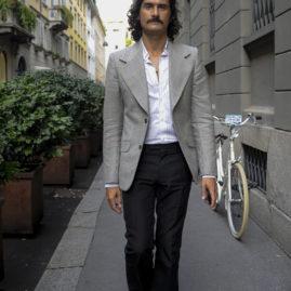 Street style uomo. I migliori look della Milan FW