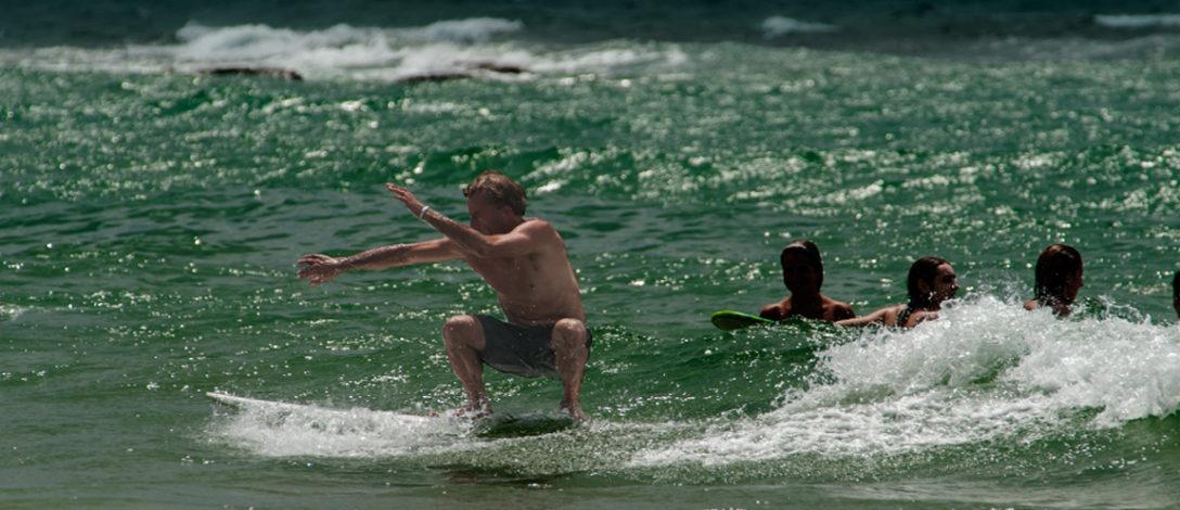 Surf e musica, l'anima di Tom Curren