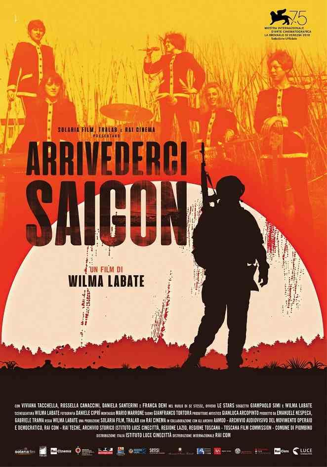Wilma Labate torna sull'argomento Viet Nam con il film Arrivederci Saigon