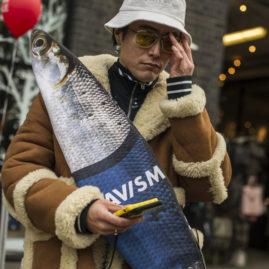 London fashion week man's A/W 2019