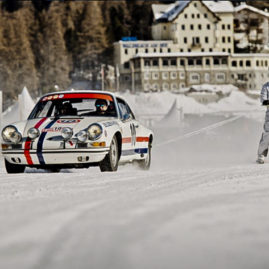 Zell am see. GP ICE Race