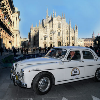 The Alfa Romeo 1900 Super was designed under the supervision of engineer Orazio Satta Puliga and assembled in the historic Alfa romeo factory of Portello