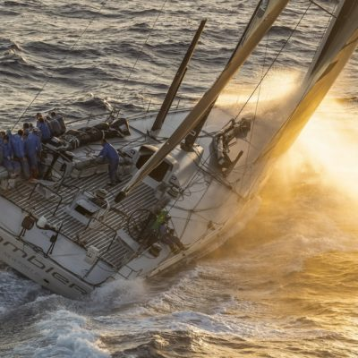 IN CLAIMING ROLEX GIRAGLIA LINE HONOURS, RAMBLER ADDED TO HER SUCCESSES AT THE ROLEX FASTNET RACE AND THE ROLEX MIDDLE SEA RACE