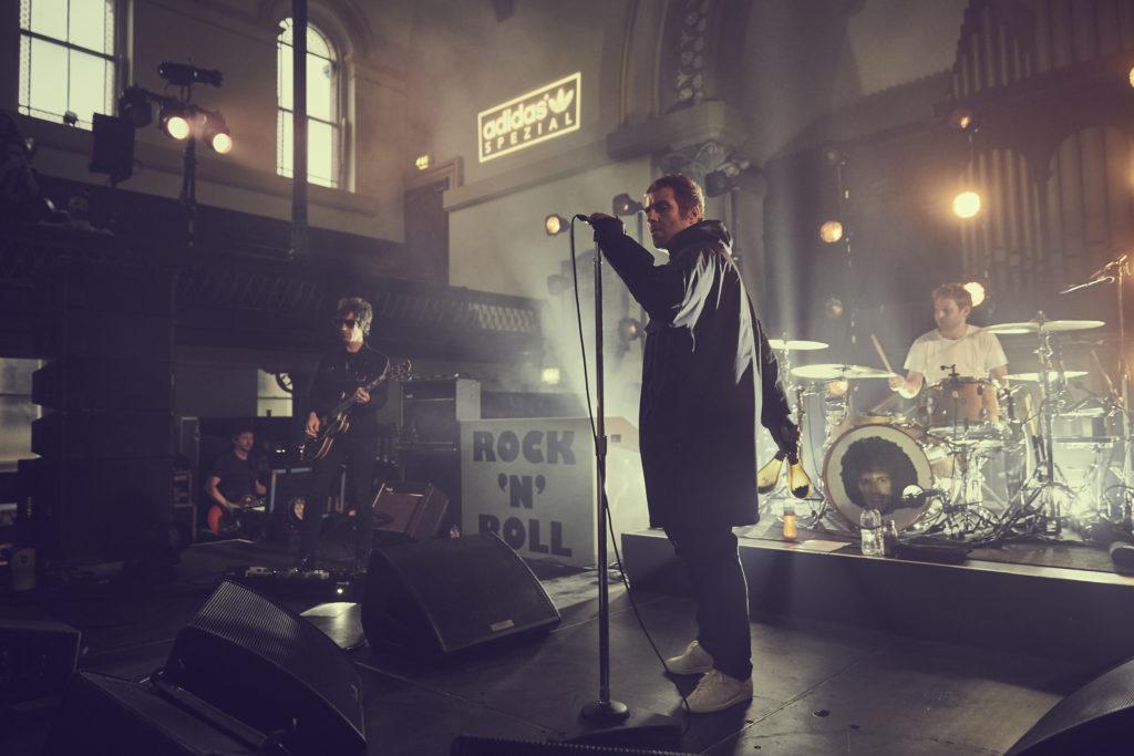 adidas e Liam Gallagher