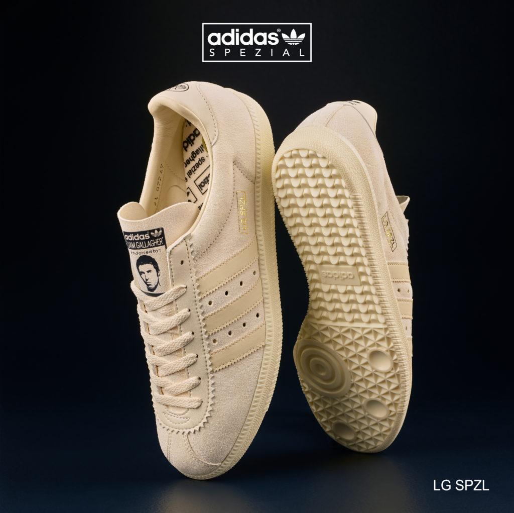 adidas e Liam Gallagher: le spezial LG SPZL