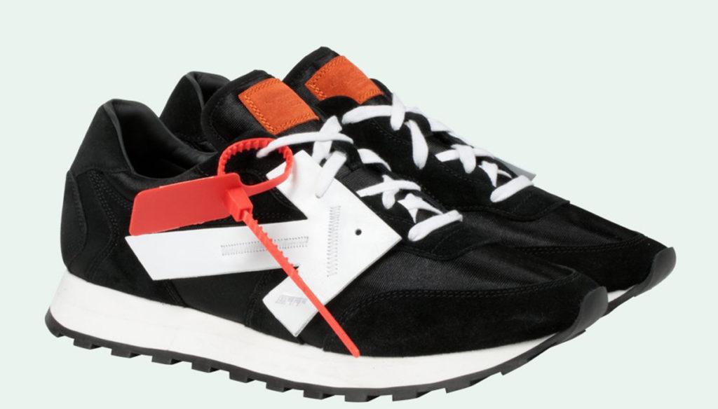 Runner Sneakers di Off White