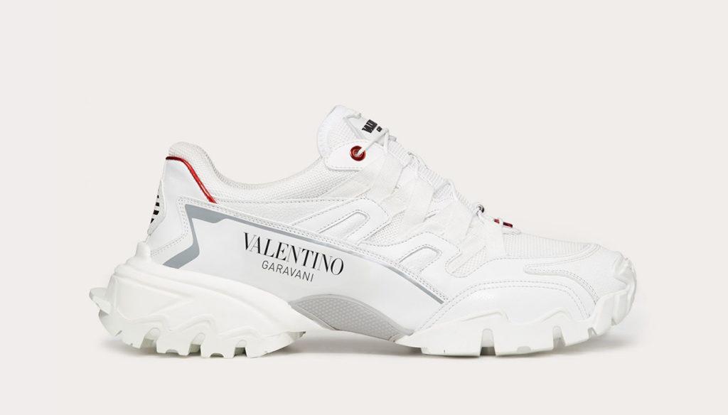 Sneaker Climbers di Valentino Garavani