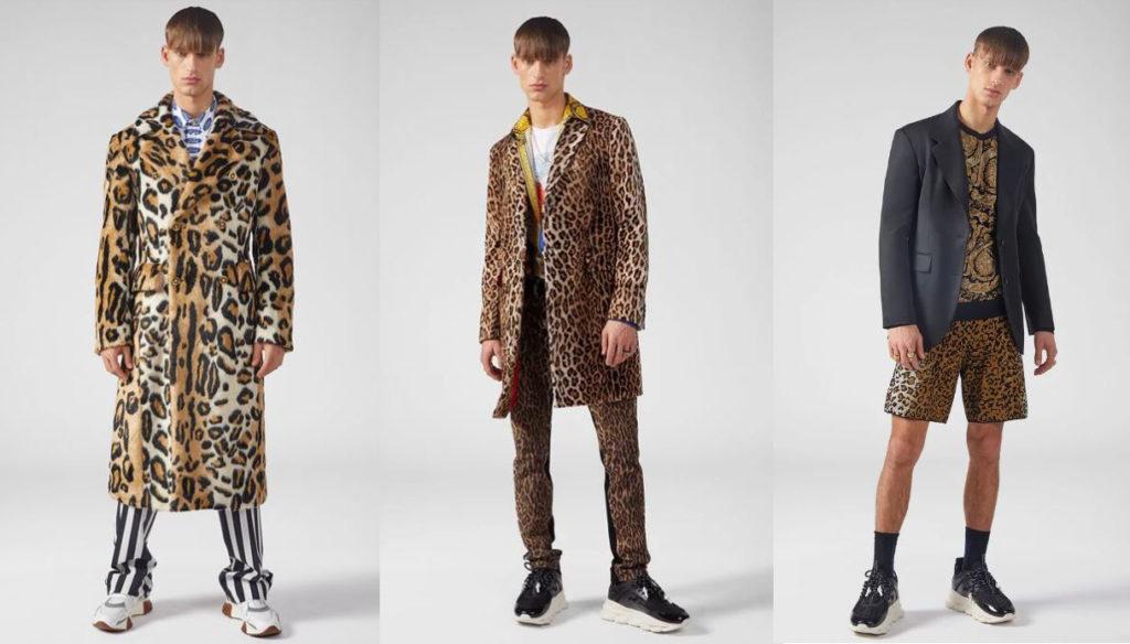Pedro Almodóvar: lo stile jaguar di Versace