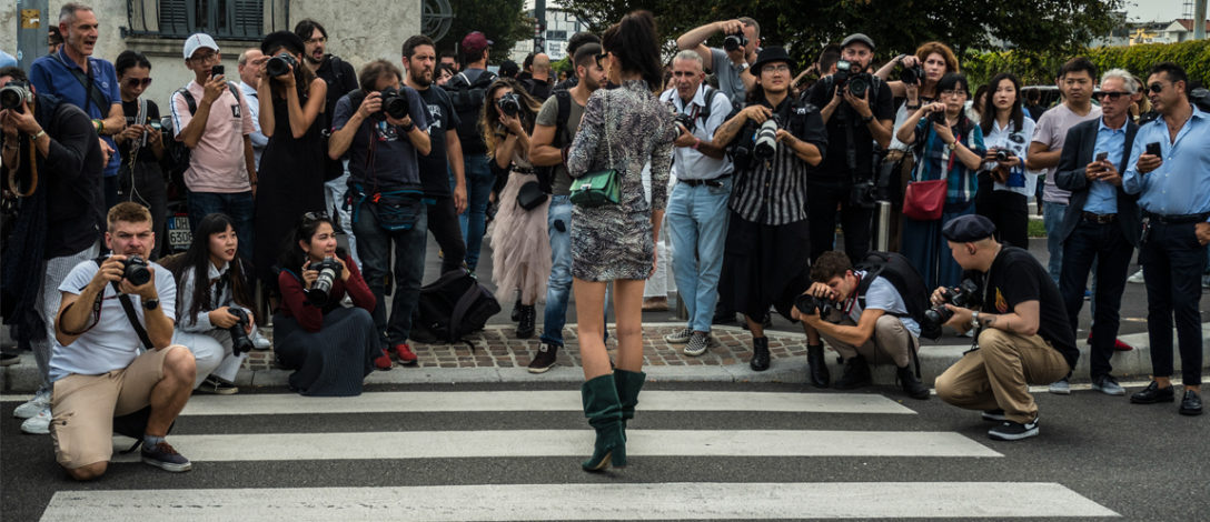 Street Style from Milan Fashion week September 2019