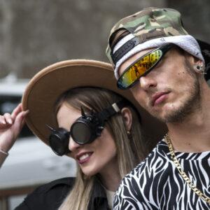 Street Style from Milan Fashion week September 2019