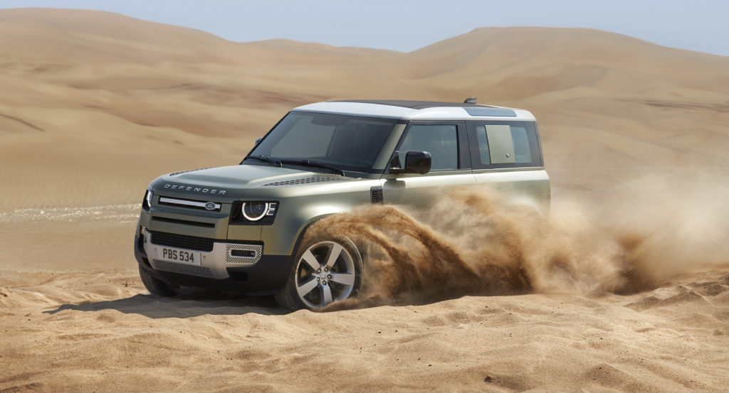 Il Land Rover Defender del 21° secolo