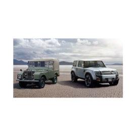 Il nuovo Land Rover Defender del 21° secolo