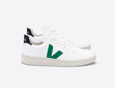 Sneakers ever green: V-10 di Veja