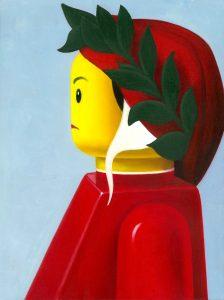 Dante Alighieri LEGO
