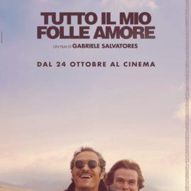 Il regista napoletano, Gabriele Salvatores, ha presento, alla Mostra del Cinema di Venezia, il suo ultimo film: Tutto il Mio Folle Amore.