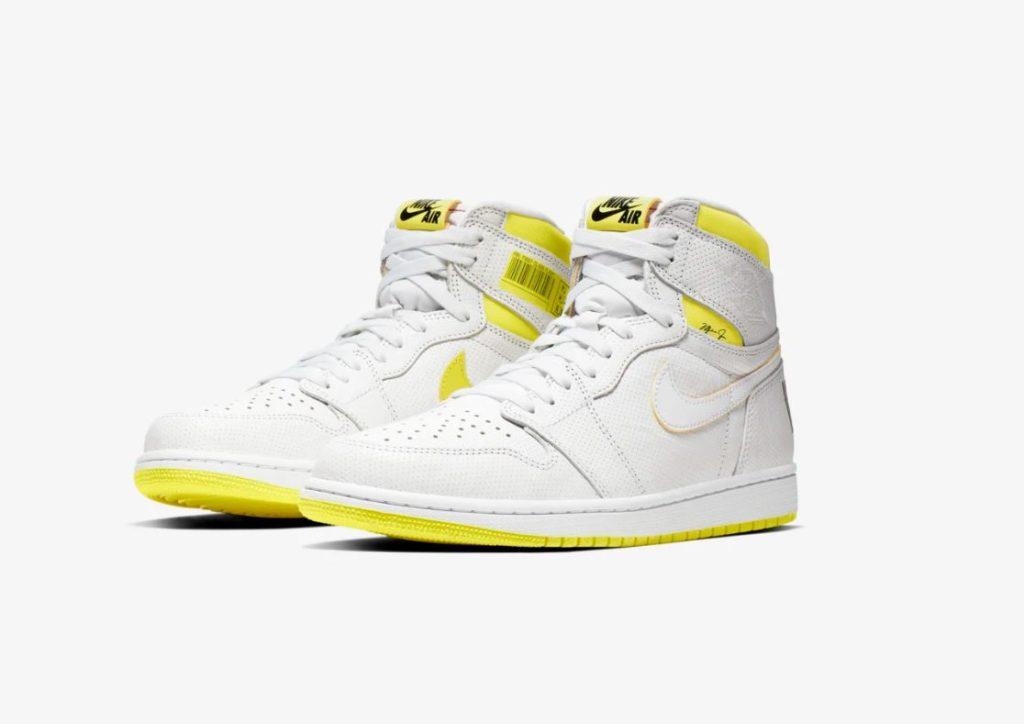 Sneakers ever green: Air Jordan 1 First Class