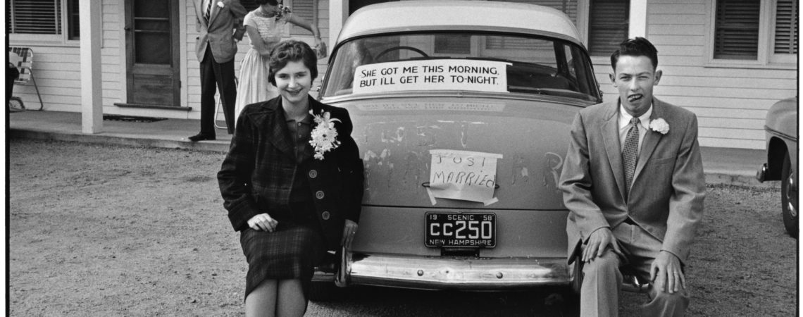 USA. New Hampshire. 1958.