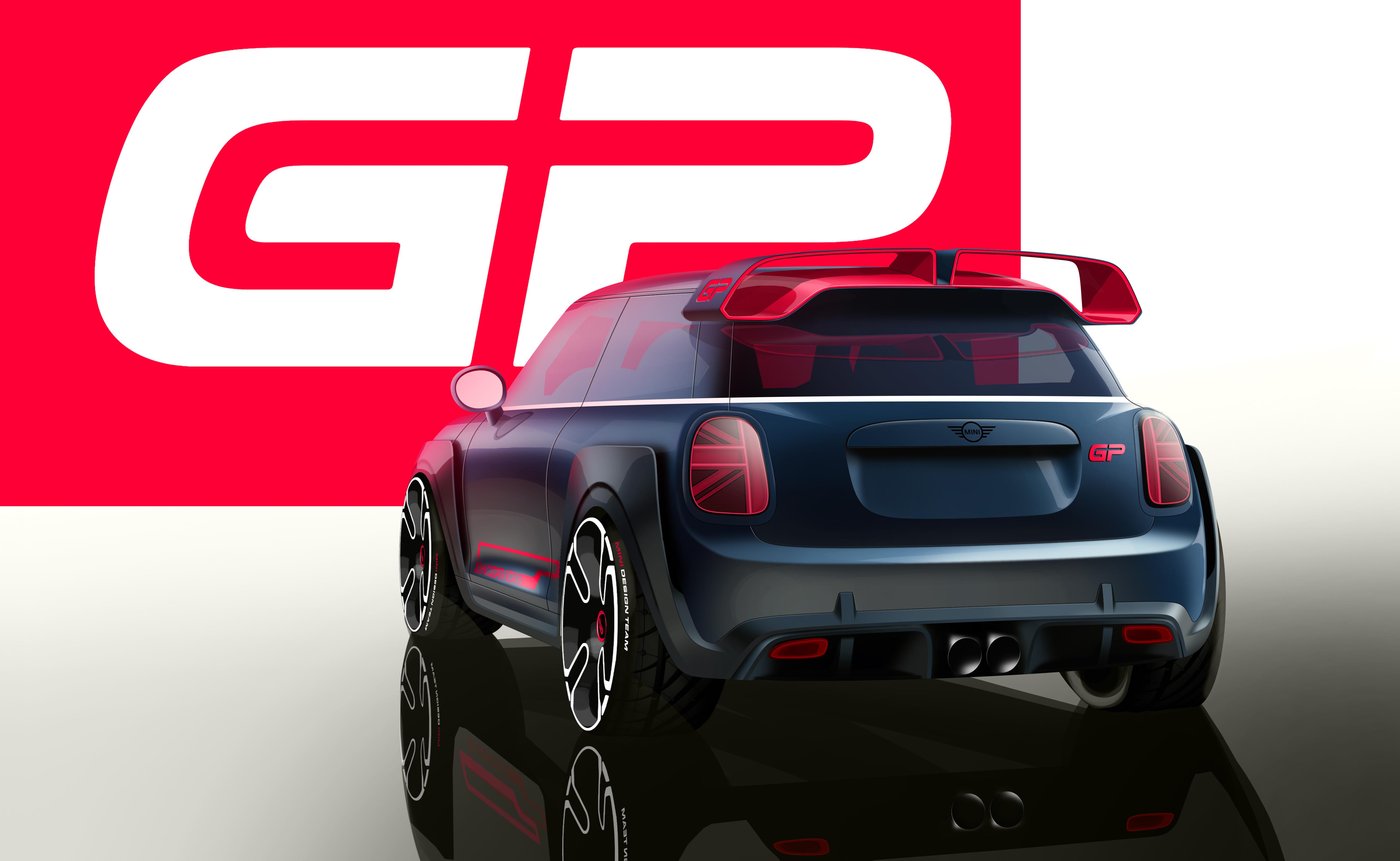 John Cooper Works GP rappresenta l'essenza da corsa della moderna MINI.Questo modello a tiratura limitata esalta al massimo le prestazioni corsaiole.