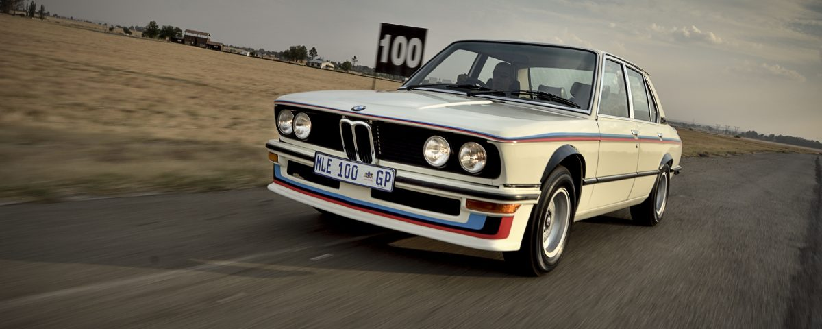 """BMW Group South Africa ha svelato il suo ultimo progetto di restauro che ha avuto come protagonista la """"leggendaria"""" BMW 530 MLE (Motorsport Limited Edition)."""