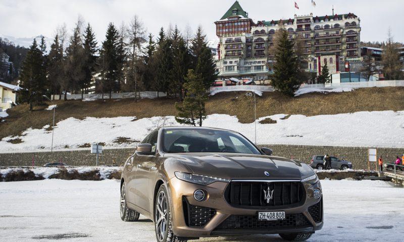 Da qualsiasi prospettiva lo si ammiri, il messaggio del Levante S è chiaro ed inequivocabile. Un design che è il risultato del tradizionale stile Maserati.