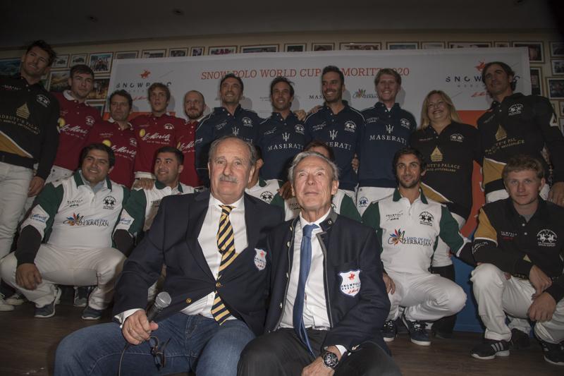L'eccitazione e l'entusiasmo del parti al Sunny Club Kulm fanno da preludio a quelle che saranno le aspettative della 36ª Snow Polo World Cup St. Moritz.
