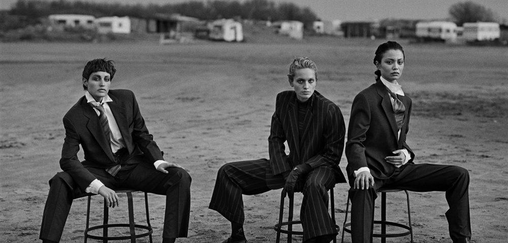 L' Armani/Silos ospita Heimat. A Sense of Belonging. Mostra sul fotografo tedescoPeter Lindbergh, che ha rivoluzionato la fotografia di moda.
