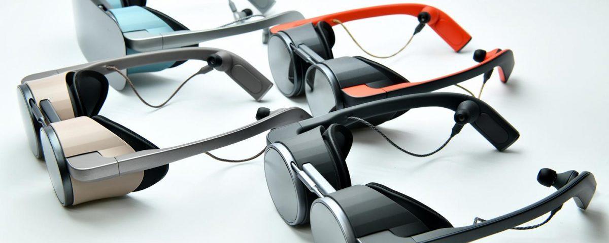 occhiali VR Panasonic
