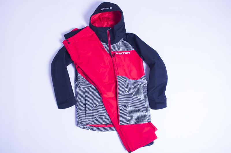 giacca e pantaloni  Snowboard