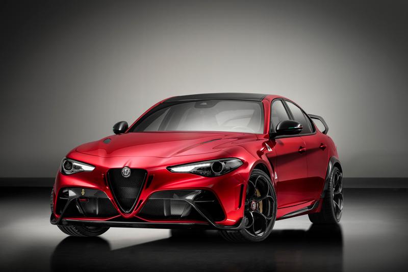 A 110 anni dalla sua creazione, il brand Alfa Romeo fa rinascere uno dei suoi grandi miti e leggende dell'automobilismo, la Giulia GTA