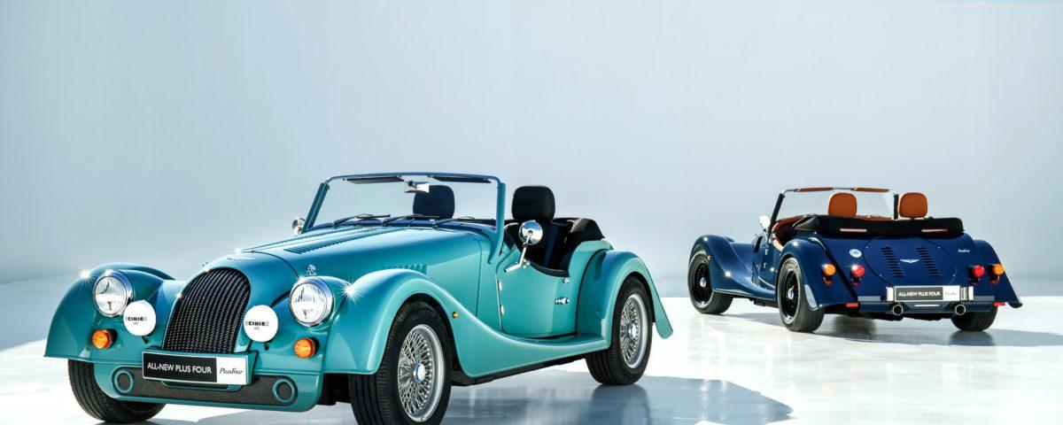 La Morgan ha presentato il nuovo modello della Plus Four, che ufficialmente sostituisce l'omonimo modello, in produzione sin dal 1950