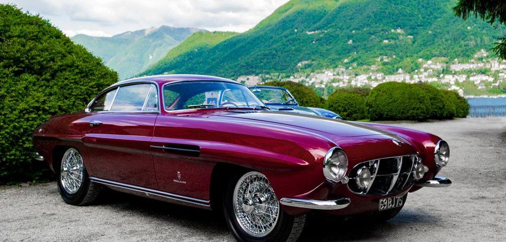 """La Jaguar XK 120 """"Supersonic"""" è nata sotto l'influenza dell'industria aerospaziale e la tecnologia missilistica che si affacciava all'inizio degli anni 50."""