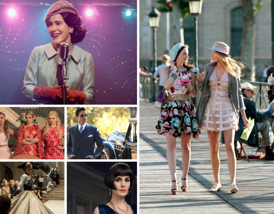 The best looks: tv series on Netflix and Prime Video for those who love fashion. 22 tv series with beautiful high fashion dresses, even from other eras.