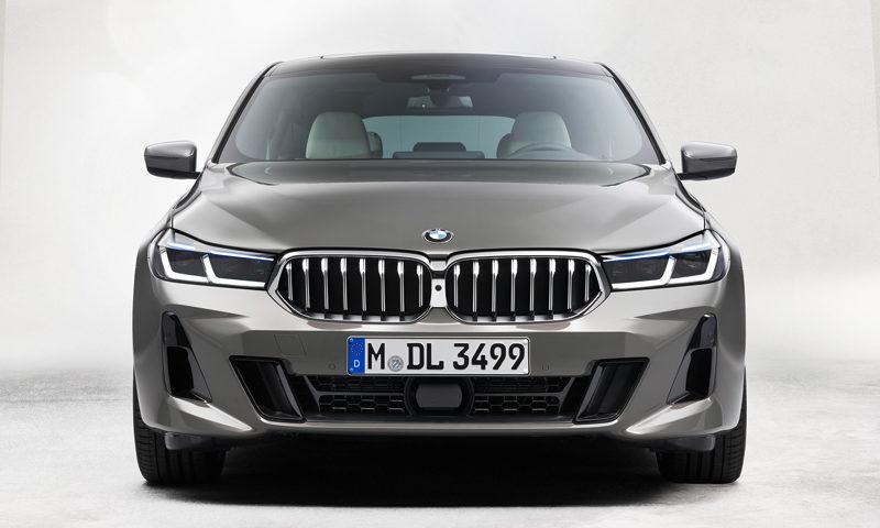 """BMW presenta la nuovissima Serie 6 Gran Turismo, un modello unico all'interno della segmento """"premium executive"""". Innovativa e tecnologica"""