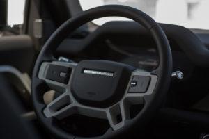 Land Rover Defender 110