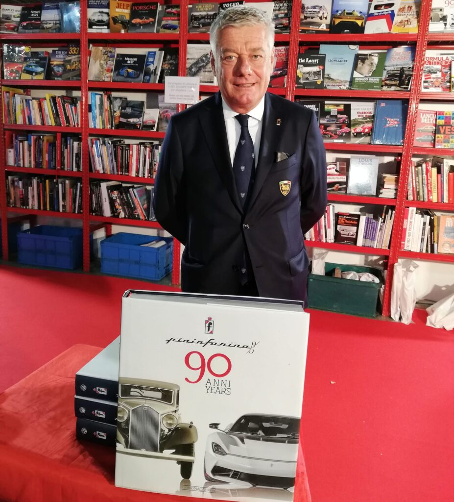 Pininfarina 90 anni