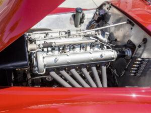 alfa romeo 6c 2500 Motore
