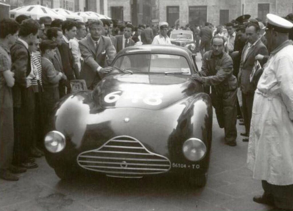 Alfa Romeo 6 c 1000 Miglia