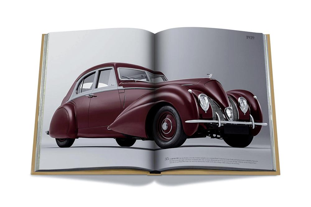 Una collezione di Bentley raccolta in un libro. Che ci crediate o meno, Assouline presenta il libro The Impossible collection of Bentley.