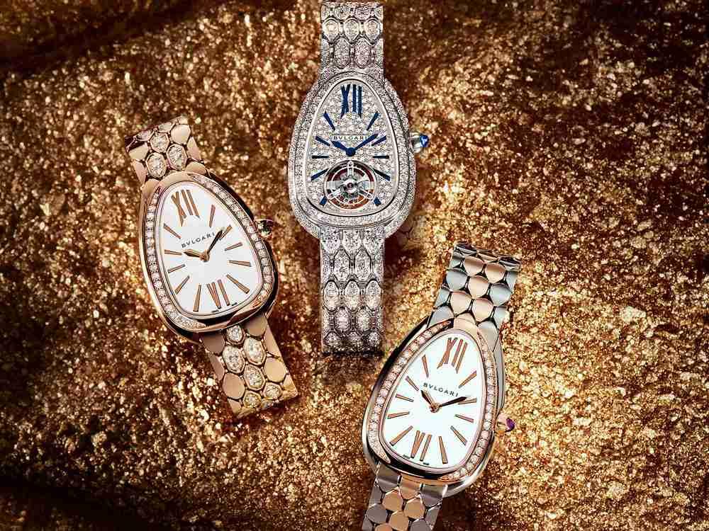 orologi per lei bulgari serpenti