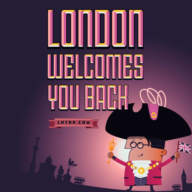 London New Year Parada