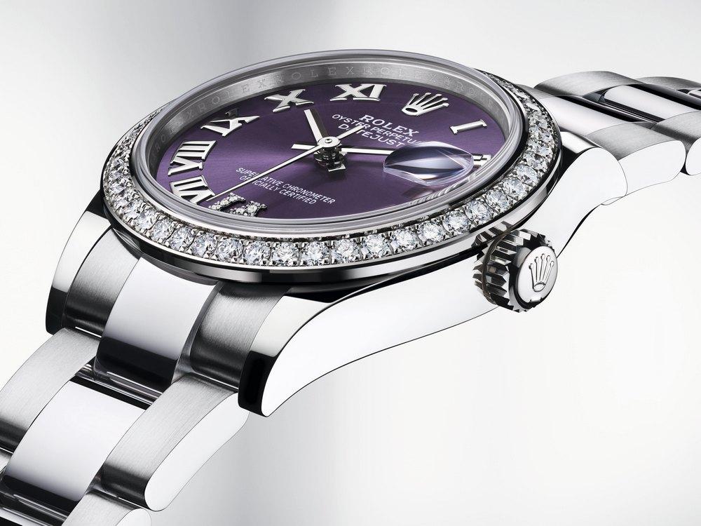 orologi per lei Oyster Perpetual Datejust 31