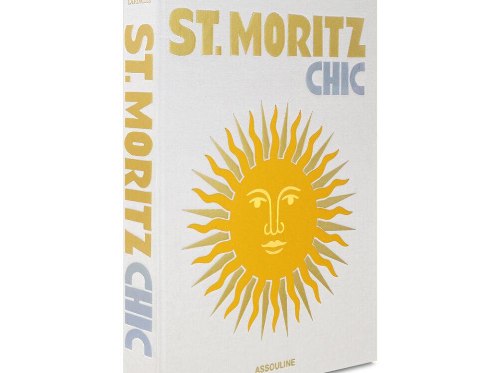 St.Moritz Chic è un libro che mette in risalto l'indiscutibile DNA che la città di Saint Moritz, ha sviluppato e conservato nel tempo.