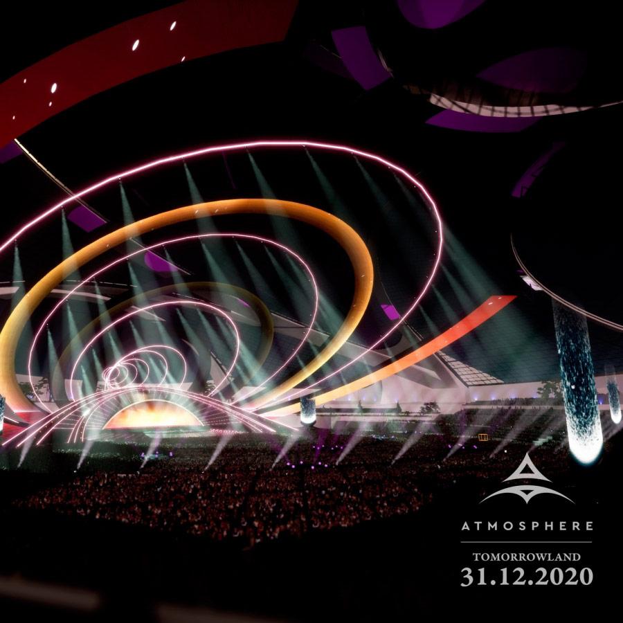 Tomorrowland New year