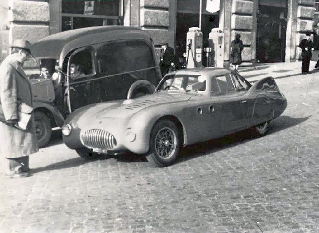Cisitalia 202 MM Aerodinamico Coupe