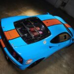 Ferrari 360 GT in livrea Gulf