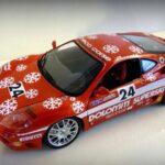 Ferrari 360 GT in livrea Snow