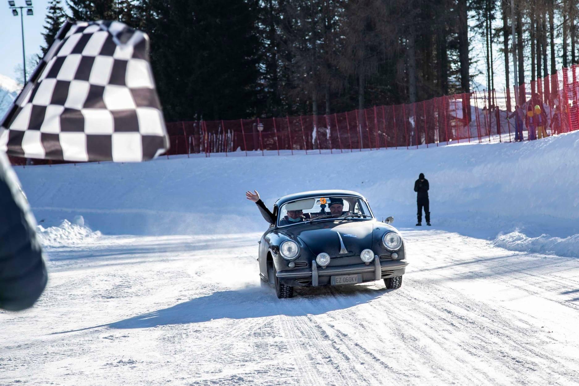 Massimo Bisi Claudio Cattivelli Porsche 365 B