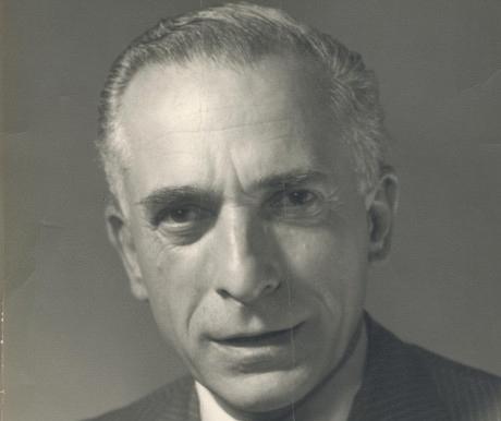 Giovanni Savonuzzi Ritratto